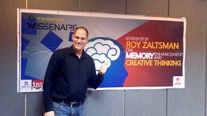 סדנת זיכרון וחשיבה יצירתית - רועי זלצמן